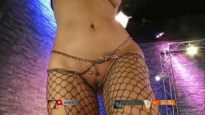 Lejla-x nackt
