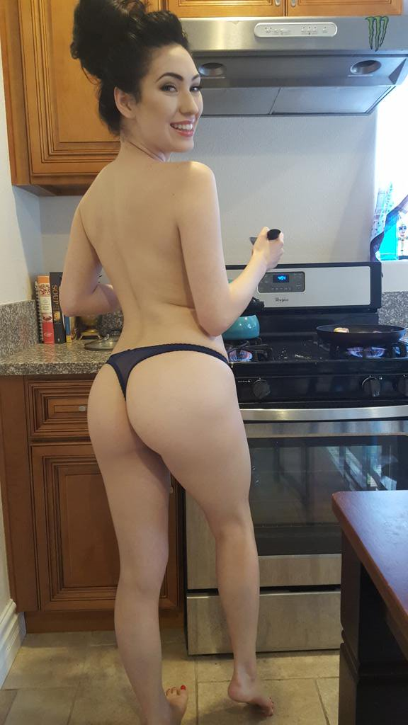 Aria alexander nude