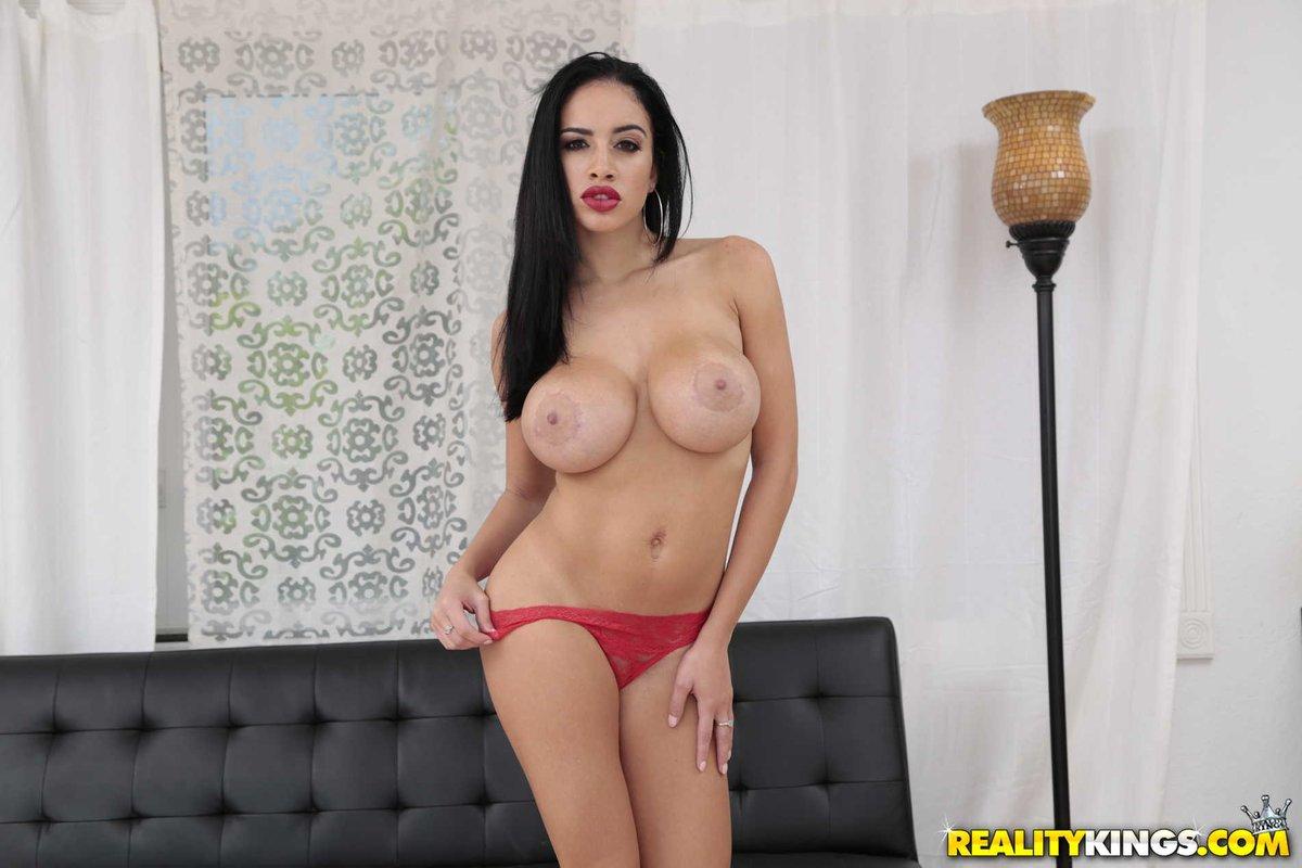 Huge tits stepmom shows them everything 9