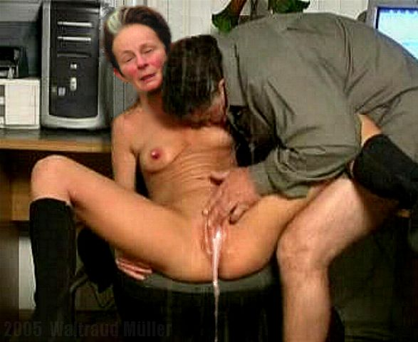 Mature forced orgasm